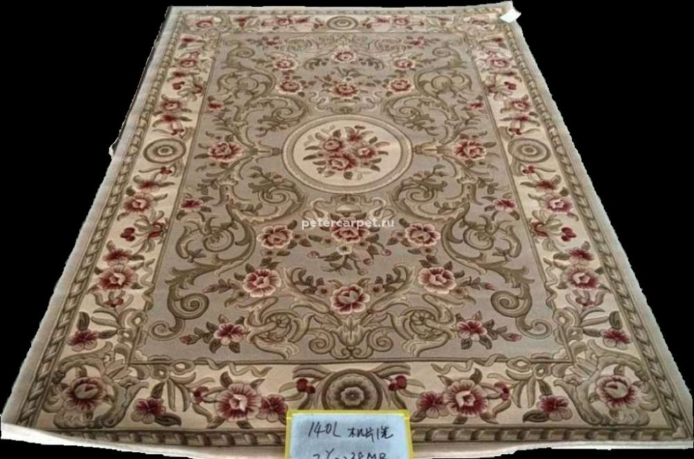 Woolen Machine-made carpets ZY2238MB_CREAM