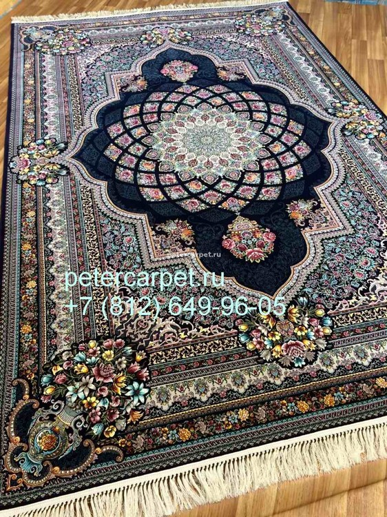 KASHAN 5052_Dark_blue